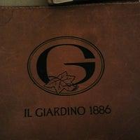 Foto tirada no(a) Il Giardino 1886 por Alessandra Z. em 4/14/2013