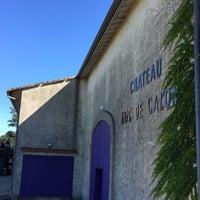 Foto tirada no(a) Château Roc de Calon por Thomas L. em 11/8/2015