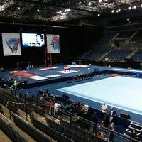 Das Foto wurde bei M&S Bank Arena Liverpool von James N. am 3/21/2013 aufgenommen