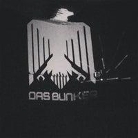 Снимок сделан в Das Bunker пользователем Taguro I. 11/2/2013