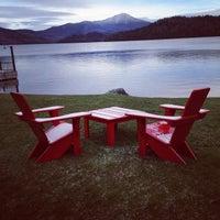 11/9/2013 tarihinde William K.ziyaretçi tarafından Lake Placid Lodge'de çekilen fotoğraf