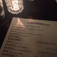 Das Foto wurde bei The Arvada Tavern von Andrea J. am 7/14/2013 aufgenommen
