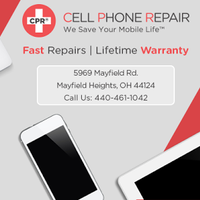 CPR Cell Phone Repair Mayfield Heights - Mayfield Heights, OH