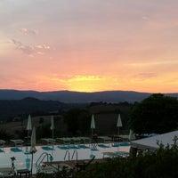 รูปภาพถ่ายที่ Saturnia Tuscany Hotel โดย Davide R. เมื่อ 8/3/2014