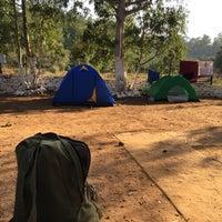 Foto scattata a Azmakbasi Camping da Mustafa Y. il 8/2/2017