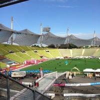 Foto tomada en Olympiastadion por Jürgen F. el 10/14/2012