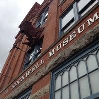 5/8/2013にWallis M.がThe Rockwell Museumで撮った写真