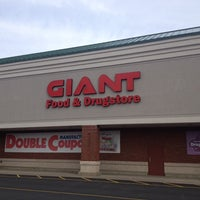 Giant Food Grocery Store In Williamsport
