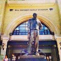 8/30/2013にMichael E.がBill Snyder Family Stadiumで撮った写真