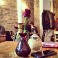 Das Foto wurde bei Café KRONE von Miranda M. am 2/17/2013 aufgenommen