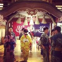 Foto tomada en Oedo Onsen Monogatari por Jin Young H. el 5/18/2013
