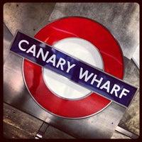 5/30/2013 tarihinde Marco T.ziyaretçi tarafından Canary Wharf'de çekilen fotoğraf