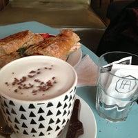 Foto diambil di Faustina Café oleh Kika M. pada 6/25/2013