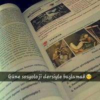 Снимок сделан в TOKİ Cumhuriyet Anadolu Lisesi пользователем Ceren İ. 2/8/2016