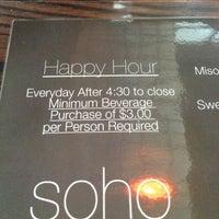 asian bistro Soho lounge fusion