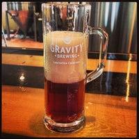 Foto tomada en Gravity Brewing por Colorado Card el 6/1/2013