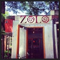 Foto scattata a Zolo Southwestern Grill da Colorado Card il 7/16/2013