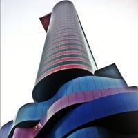 Das Foto wurde bei Instituto Tomie Ohtake von Sergio D. am 9/18/2012 aufgenommen