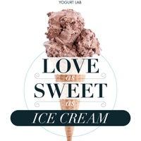 Foto tomada en Brain Freeze Nitrogen Ice Cream & Yogurt Lab por Gabriel F. el 4/8/2018
