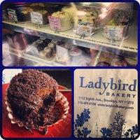 Foto diambil di Ladybird Bakery oleh Jackie L. pada 9/22/2012
