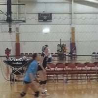 Photo Taken At Midwest Hoops Sports Complex By David C On 1 29