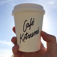 Photo prise au Café Kitsuné par Alex T. le3/29/2014