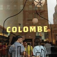 Foto tirada no(a) La Colombe Coffee Roasters por Elijah B. em 9/13/2013
