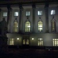 12/3/2012 tarihinde Fabian M.ziyaretçi tarafından Humboldt-Universität zu Berlin'de çekilen fotoğraf
