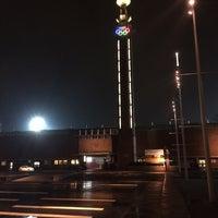 P+R Olympisch Stadion