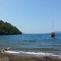 7/7/2013 tarihinde Duygu E.ziyaretçi tarafından Erine Beach Club'de çekilen fotoğraf