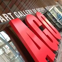 Foto tirada no(a) Art Gallery of Ontario por Talita F. em 1/2/2013