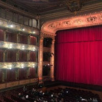 Снимок сделан в Teatro Colón пользователем Natalia Y. 10/24/2019