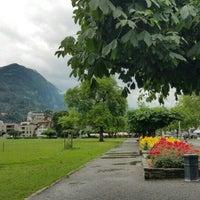 6/23/2015 tarihinde Olga S.ziyaretçi tarafından Interlaken'de çekilen fotoğraf