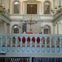 9/14/2014 tarihinde Jason W. F.ziyaretçi tarafından Touro Synagogue'de çekilen fotoğraf