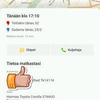 Yandex Taxi - Südalinn - Tallinn, Harju maakond