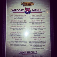 Foto tomada en Milwaukee Street Tavern por Forest M. el 10/11/2013