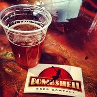 1/8/2014에 Jon O.님이 Bombshell Beer Company에서 찍은 사진