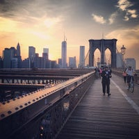 Das Foto wurde bei Brooklyn Bridge von Pro A. am 6/11/2013 aufgenommen