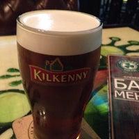 Снимок сделан в Clever Irish Pub пользователем Yuliya A. 6/3/2015