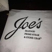 10/20/2012 tarihinde Rosa L.ziyaretçi tarafından Joe's Seafood, Prime Steak & Stone Crab'de çekilen fotoğraf