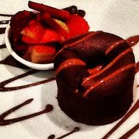 6/12/2013にDavid B.がMax Brenner Chocolate Barで撮った写真
