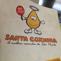 Снимок сделан в Santa Coxinha пользователем Ricardo M. 4/13/2013
