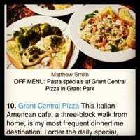 Foto tomada en Grant Central Pizza & Pasta por Grant Central Pizza & Pasta el 4/9/2015