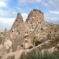 11/2/2012 tarihinde Murat A.ziyaretçi tarafından Uçhisar Kalesi'de çekilen fotoğraf