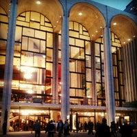 Foto scattata a Metropolitan Opera da dawn.in.newyork il 9/27/2012