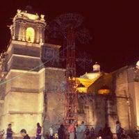 Foto tomada en Zócalo por Eric F. el 10/24/2012
