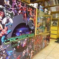 Foto tomada en CrossOver Comics Store por CrossOver Comics Store el 4/11/2015