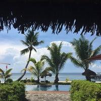 Photo prise au Princesse Bora Lodge & Spa par manitra le12/31/2014
