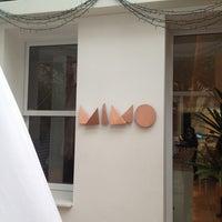 Foto scattata a MIMO Restaurante da Glaucia B. il 5/22/2013