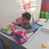 4/9/2017 tarihinde Şenay A.ziyaretçi tarafından Kurabiye Oyunevi&Cafe'de çekilen fotoğraf